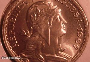 2 moedas de 50 centavos (1963 e 1967) NOVAS