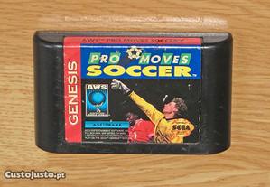 Mega Drive: Pro Moves Soccer