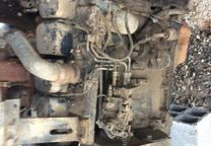 Trator - Motor Case 580 Sk