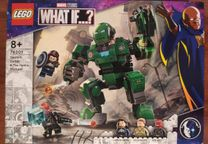Lego Marvel What If 76201 Captain Carter Hydra Sto