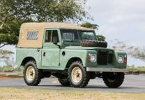 Land Rover Serie III Land Rover Ultimate Legend Series