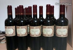 Pretendo vinho tinto, branco e portos
