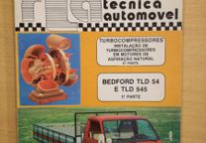 Bedford TLD - Manual Técnico RTA