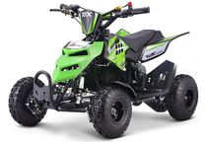 Tox Racing - Mini-ATV 49cc RAPTOR - 4