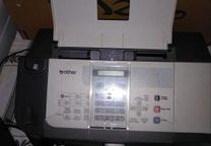 Telefone fax e copiadora como novo