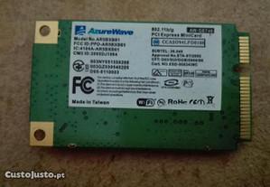 Placa Wireless Azurewave (AR5BXB61) - Usada