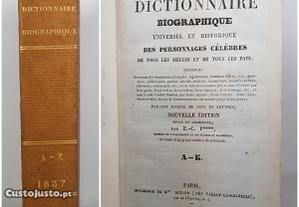 Dictionnaire Biographique Universel et Historique 1837