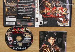 Playstation 2: Onimusha 2