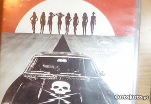 À prova de morte / Quentin Tarantino / dvd