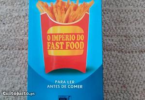 O Império do Fast Food por Eric Schosser