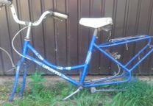 Bicicleta roda 20 orbita Miss