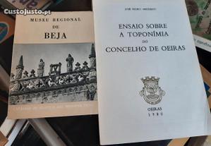 Obras de José Pedro Machado e Museu de Beja