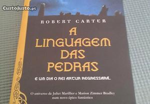 A Linguagem das Pedras por Robert Carter