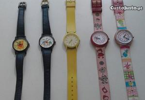 Relógios criança