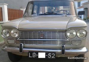 Fiat 1500 Clássico 1967