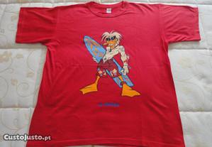 T-Shirt de Rapaz de 16 Anos ou Homem S