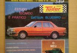 Nissan Bluebird - Manual Técnico RTA