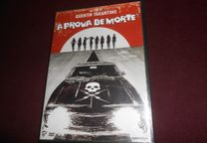 DVD-Á prova de morte-Quentin Tarantino
