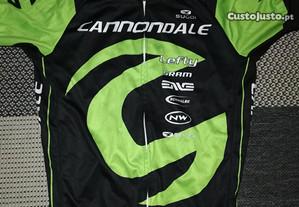 Equipamento XC Oficia Cannondale Tam:L (Semi Novo)