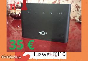 Livre. Huawei B310 4G. Desbloqueado