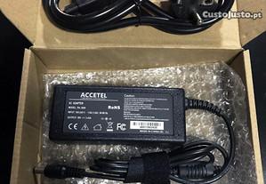 Carregador para portátil 19V 3.42A 5.5x2.5mm