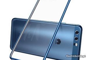 Capa Livro Horizontal Para Samsung Galaxy A5 Azul