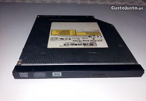 Gravador de DVDs Toshiba C650