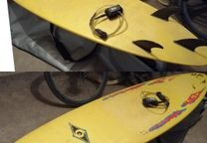 68 epoxy Evolution Malibu funboard prancha de surf