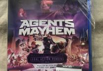 Jogo PS4 - Agents of Mayhem Day One Edition - Novo
