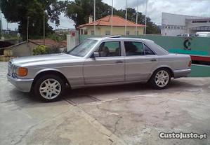 Mercedes-Benz S 420 Ligeiro passageiros - 86