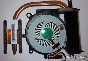 Cooler Completo Sony Vaio SVE151D11M