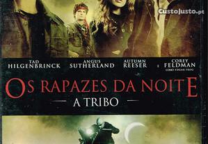 DVD: Os Rapazes da Noite A Tribo - NOVO! Selado!