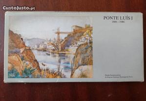 Ponte Luís I - 1886-1986 Arq Histórico Municipal do Porto