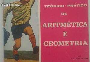 Aritmética e Geometria - 3.ª Classe