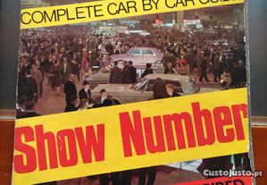 revista motor october 1968 show number