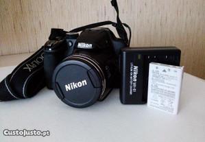 Nikon Coolpix P520 FullHD 60fps SuperZOOM 42x
