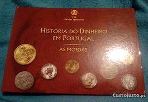 Dossier para Moedas de Portugal