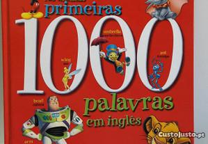As minhas primeiras 1000 palavras em inglês - Novo