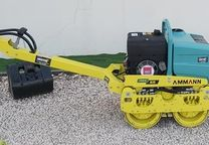 Rolo/Cilindro compactador apeado - AMMANN AR 65
