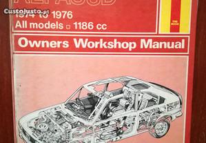 Alfa Romeo Alfasud Sprint - Manual Técnico Haynes