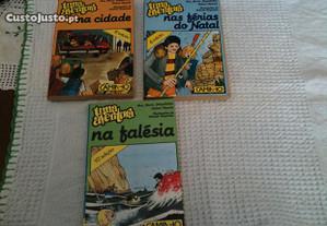 3 Livros Uma Aventura