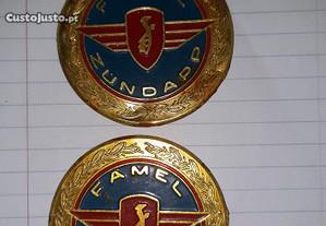 Símbolos Famel Zundapp