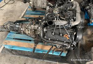 Motor Audi A6 2.5