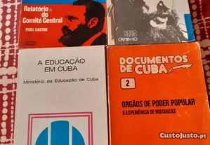 Obras de Fidel de Castro e Cuba