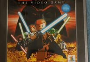 Lego star wars PS2 em bom estado