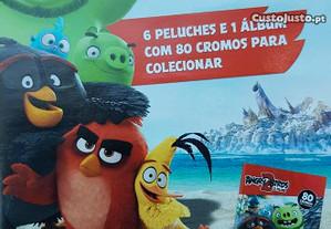 Cromos Angry Birds 2 / O Filme - cromos