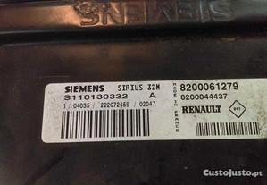 centralina renault 8200061279 8200044437 S11013033