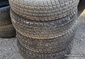 4 pneus 215/65 r16