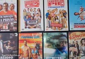 Lote de fimes - DVD