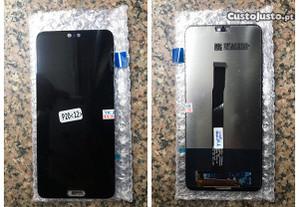 Ecrã / Display + touch para Huawei P20 - Novo